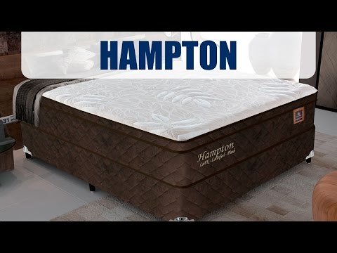 Hampton Unique Plumatex